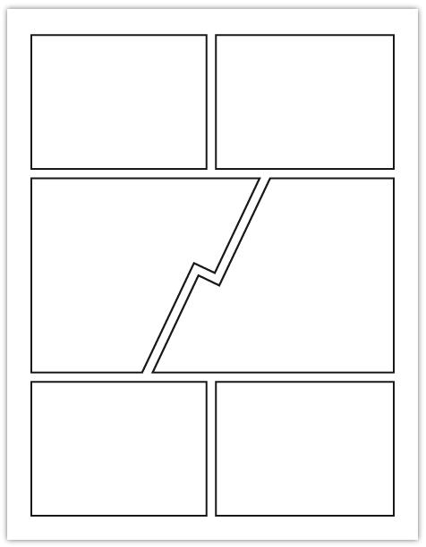 Comic Book Styles And Layouts Comic Book Guide