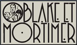 Blake and Mortimer logo