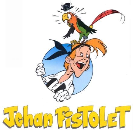 Jehan Pistolet logo